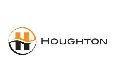 houghton logo