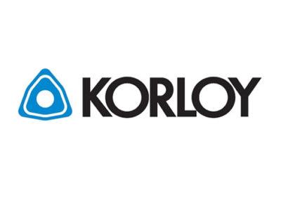 korloy logo